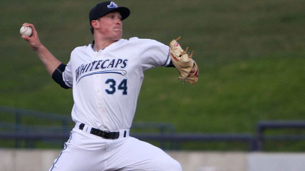 Prospect Burrows shows flashes of brilliance