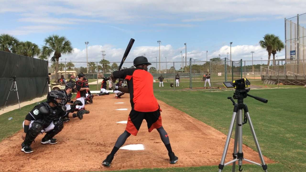 Marlins' full-squad workouts begin on Friday