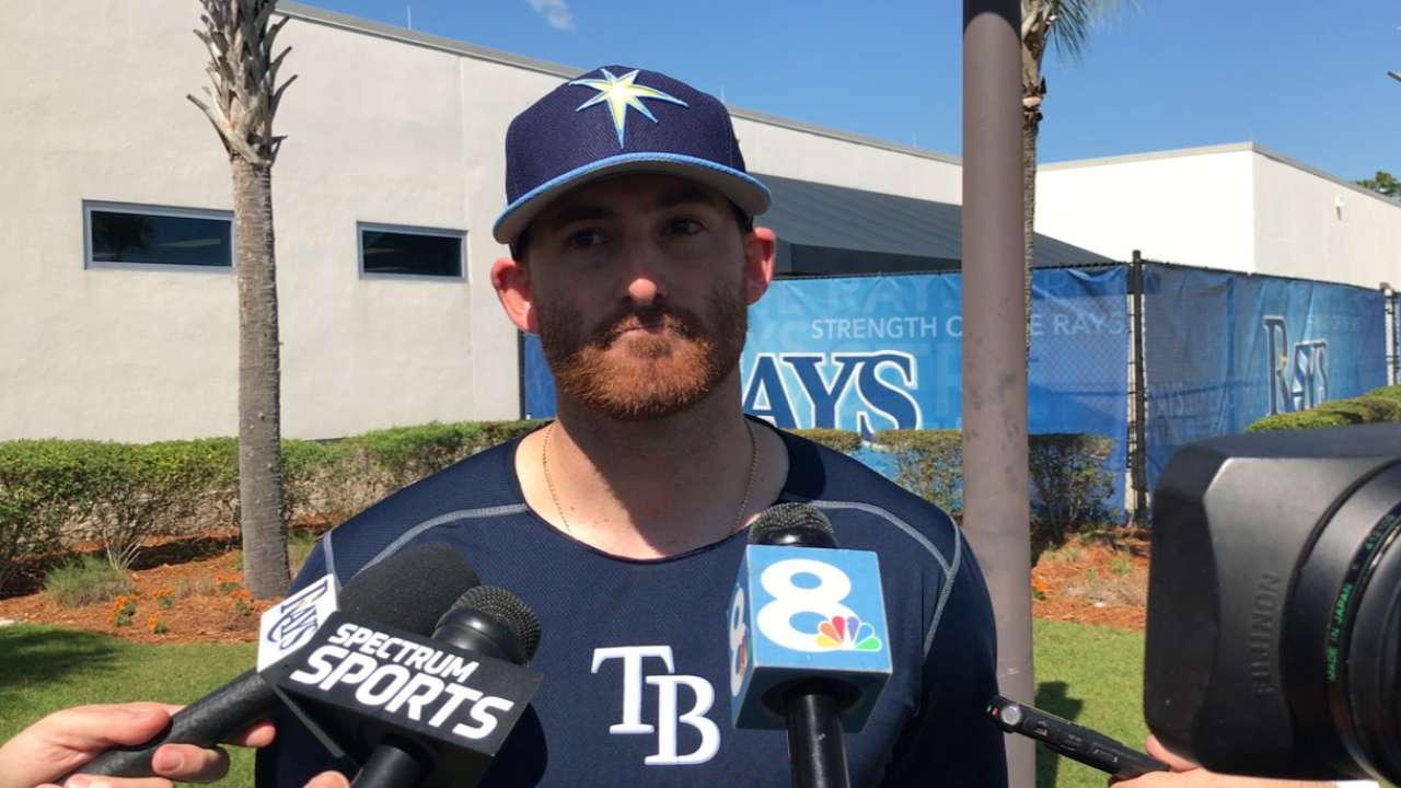 Miller sticking to second base at camp