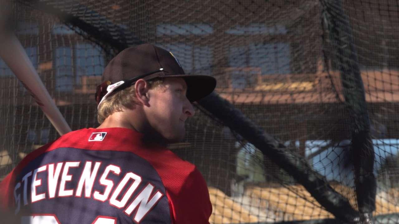 Top Prospects: Stevenson, WSH