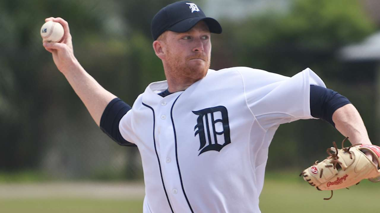 Tigers pitching prospects use instructs as springboard to AFL