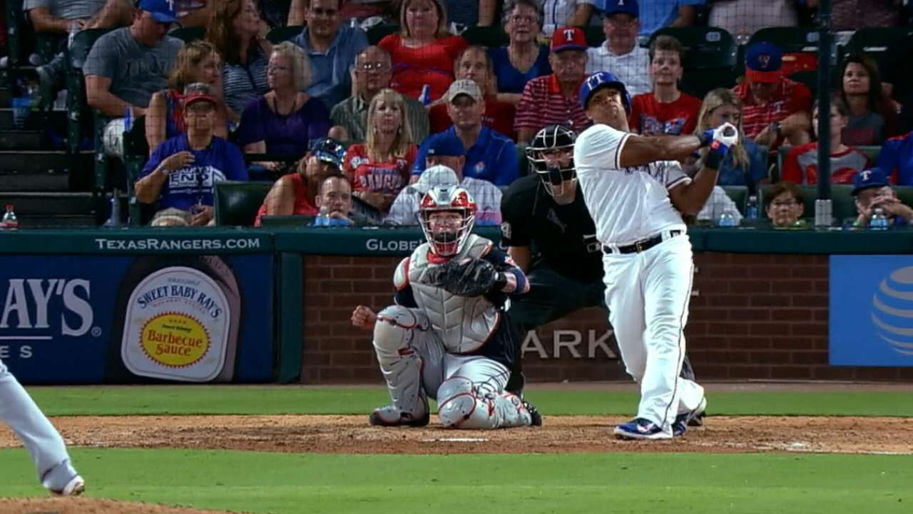 Rangers' biggest star: Beltre