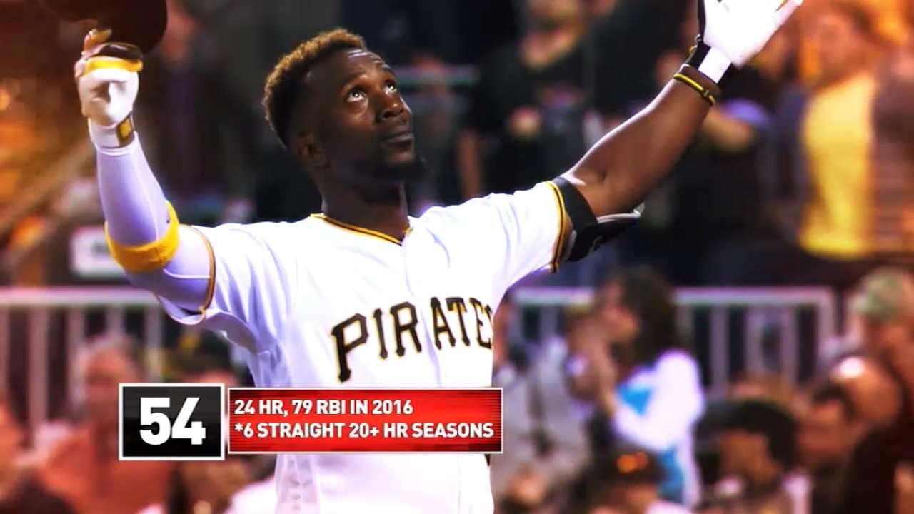 Top 100: Andrew McCutchen