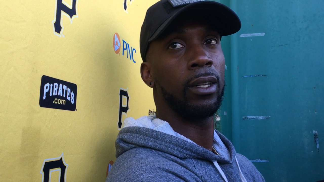 Cutch ready to put turbulent offseason in past