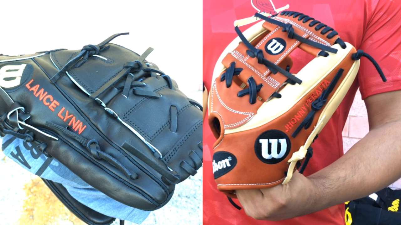 Players pumped for Glove Day at Cards camp