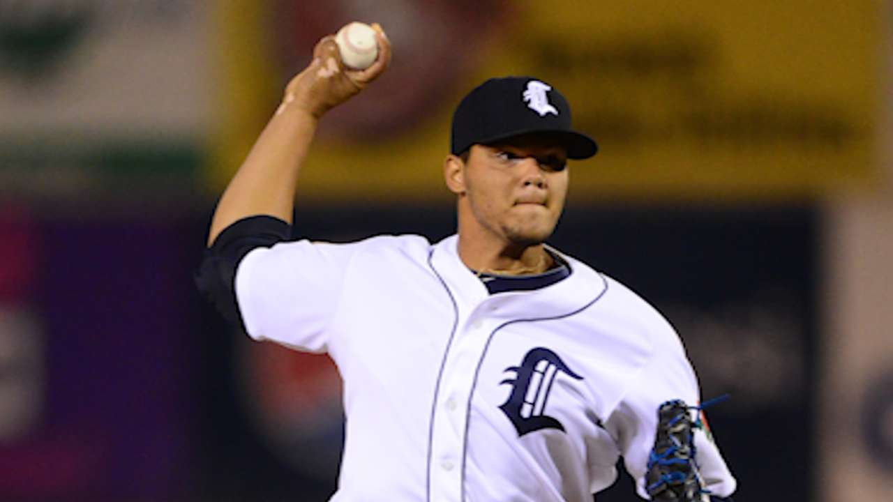 Top Prospects: Jimenez, DET