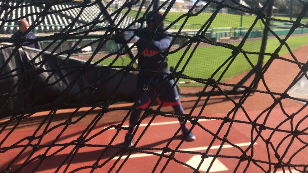 Phillips excited to play for hometown Braves