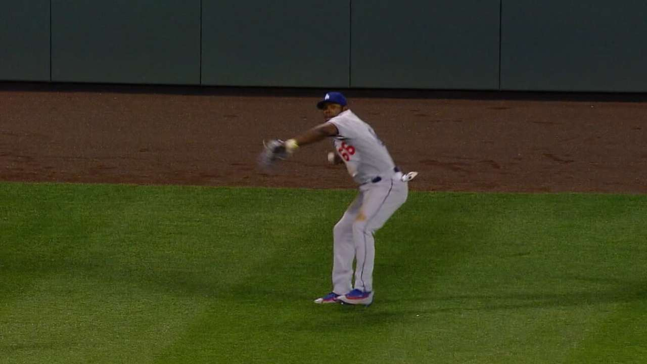 Roberts sees Puig as primary right fielder