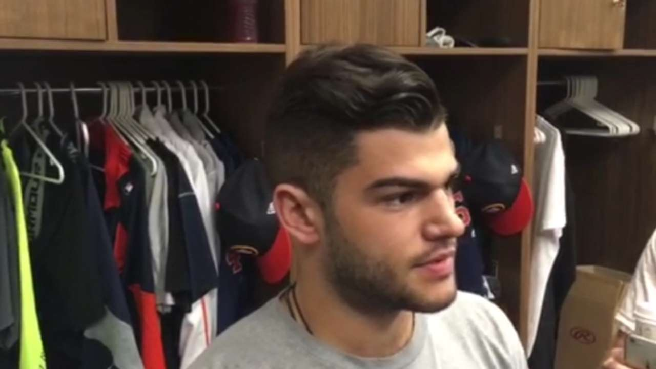 McCullers on staying healthy