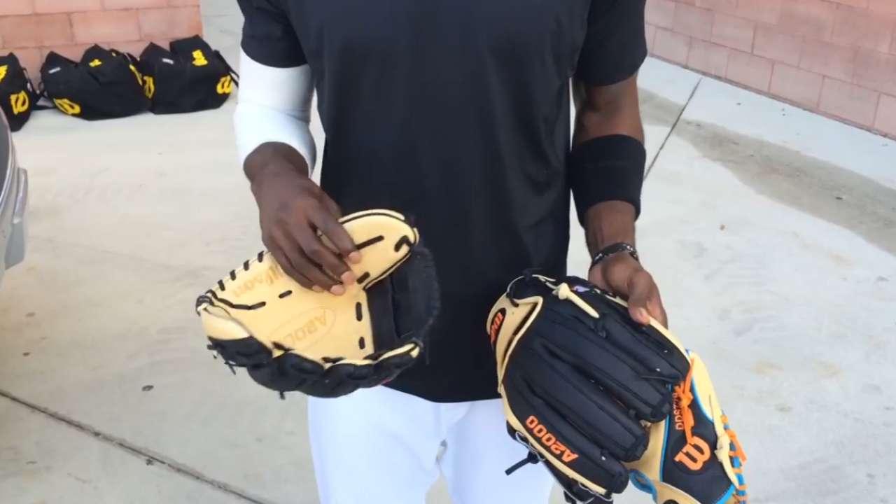 Glove is all Gordon, teammates need