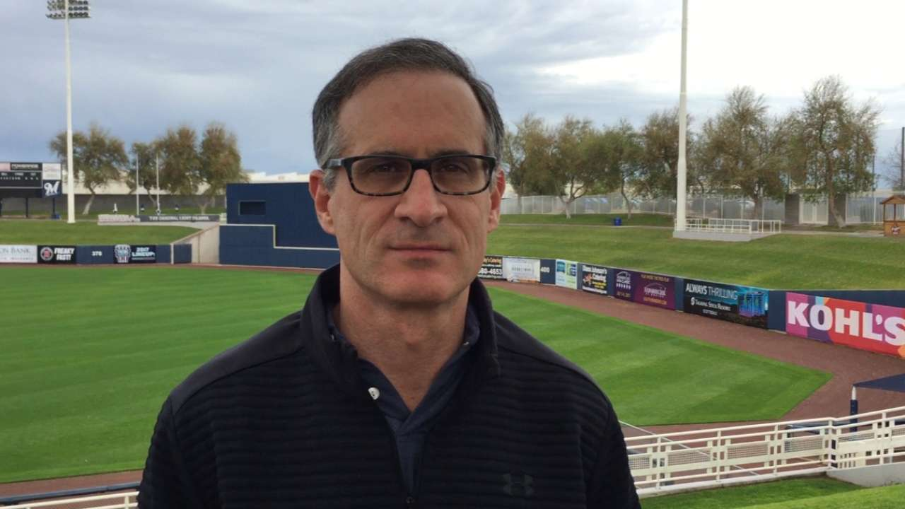 Brewers want to enrich fans' experience