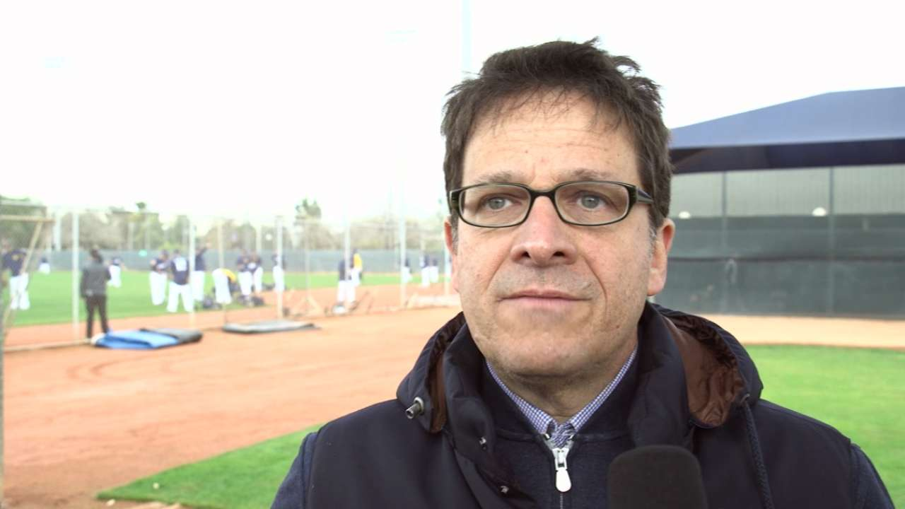 Attanasio: 'Exciting' to see foundation of future
