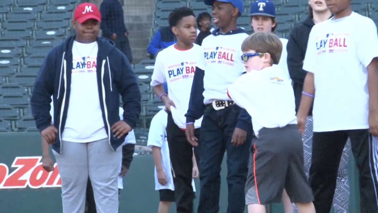 Play Ball event caps MLB's RBI Institute