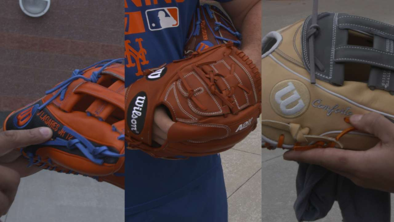 Mets' Wright always eager for Glove Day