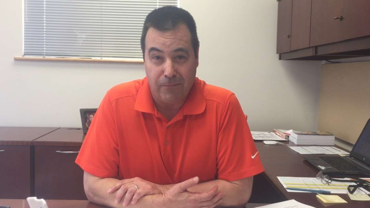 Duquette proud of O's, has high expectations