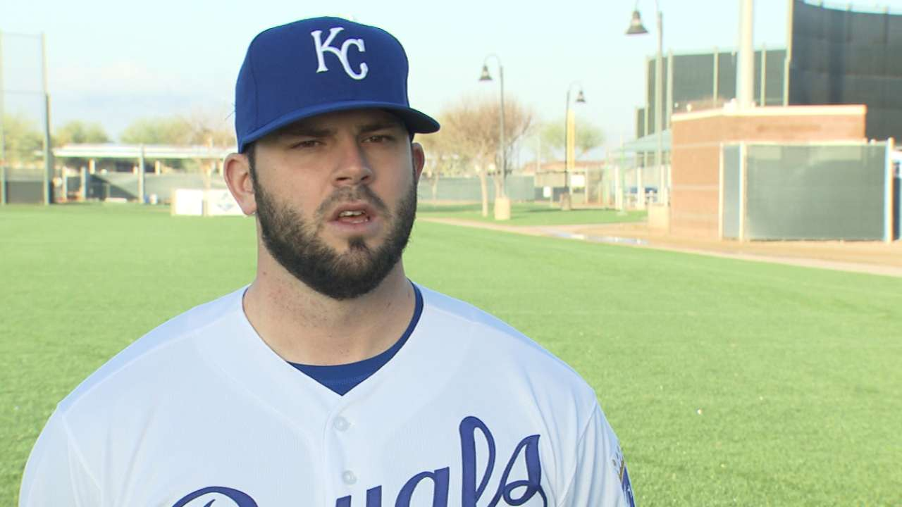 Moustakas discusses his health