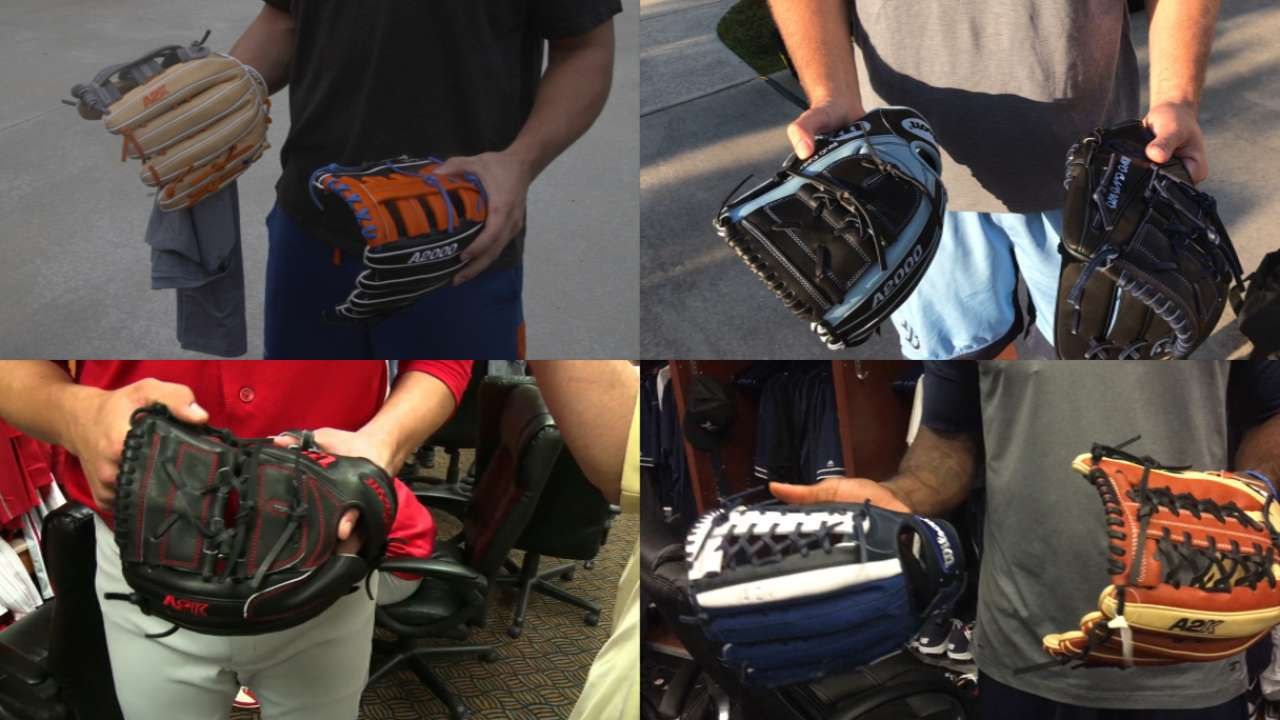 Gloves spur excitement in spring