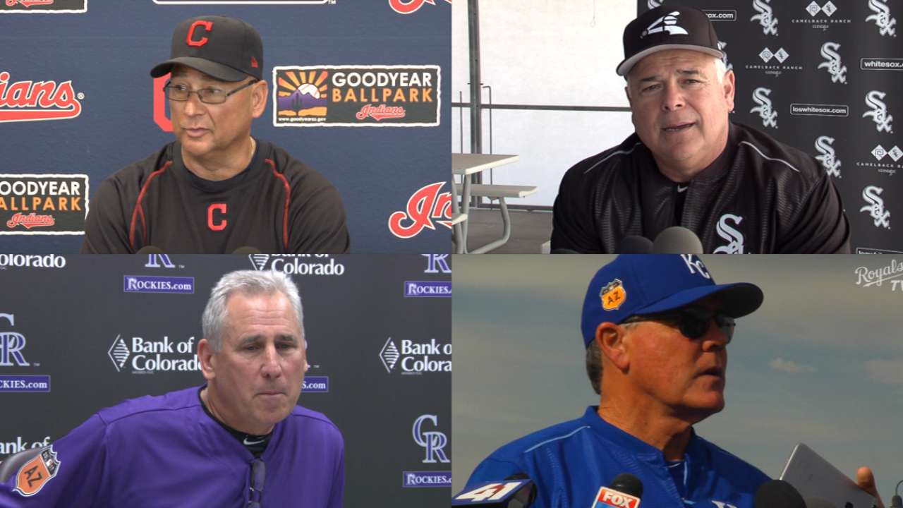 It's a dry feat: WS rematch? AZ has hot topics