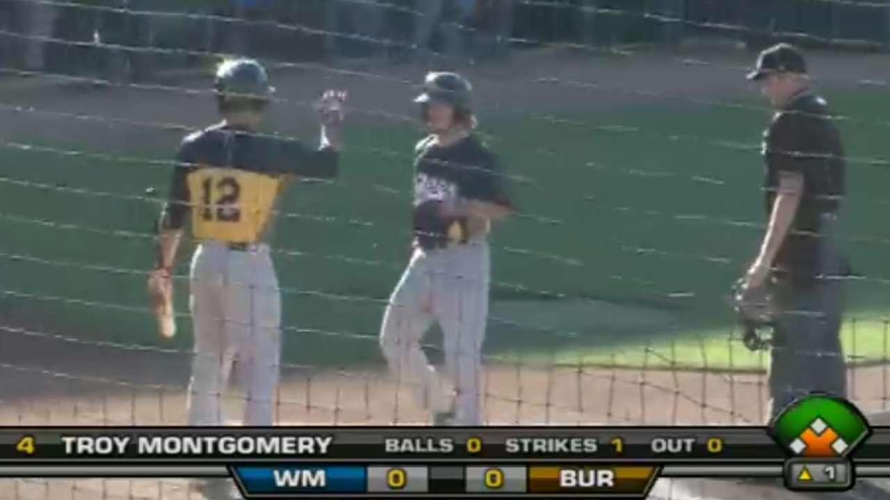 Top Prospects: Montgomery, LAA