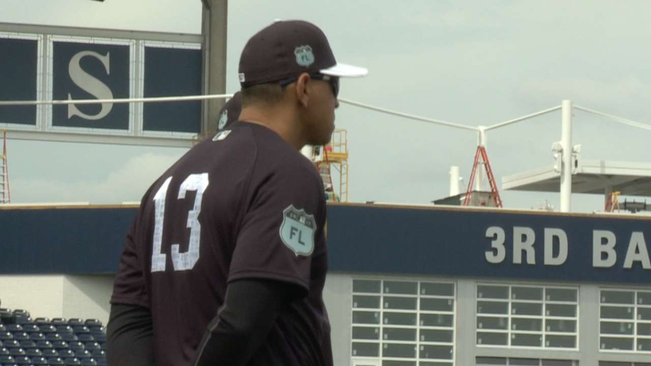 Rodriguez on role, retirement