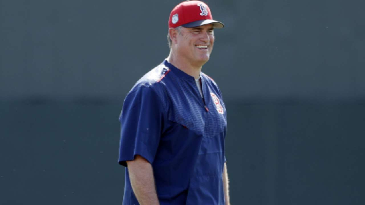 Farrell embraces potential rule changes