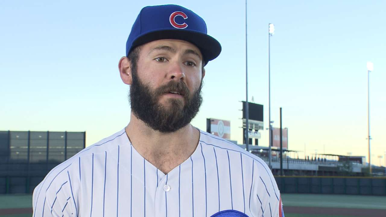 Arrieta reflects on evolution, long-term plans