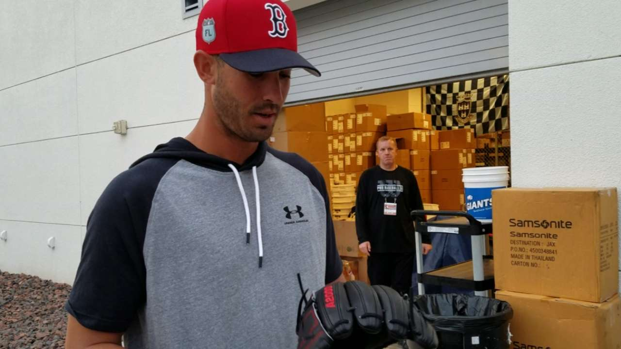 Porcello throws 37 pitches in simulated game