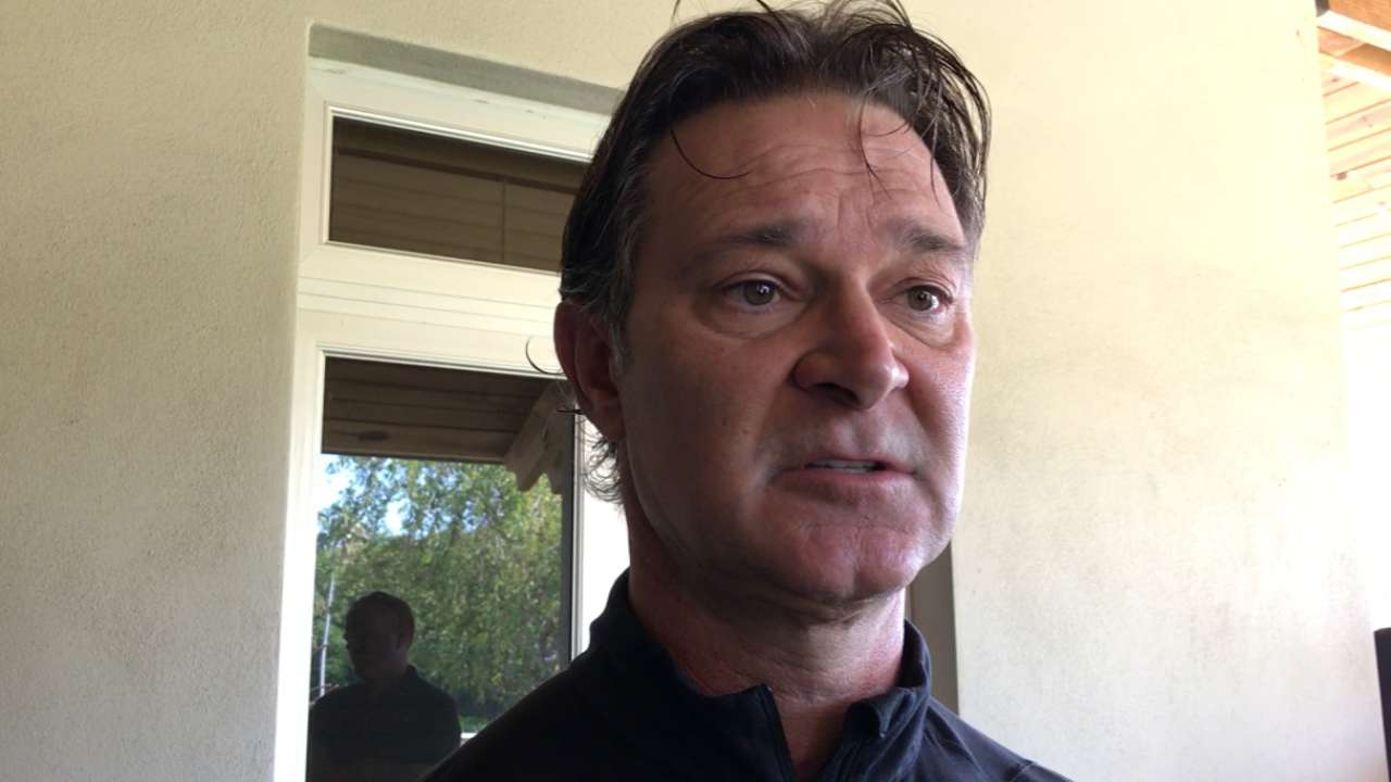 Mattingly all for increasing pace of play