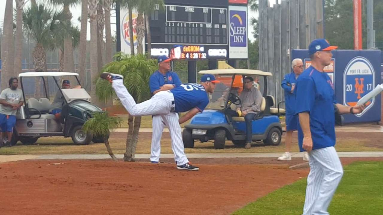 Wheeler stays on track in latest 'pen session