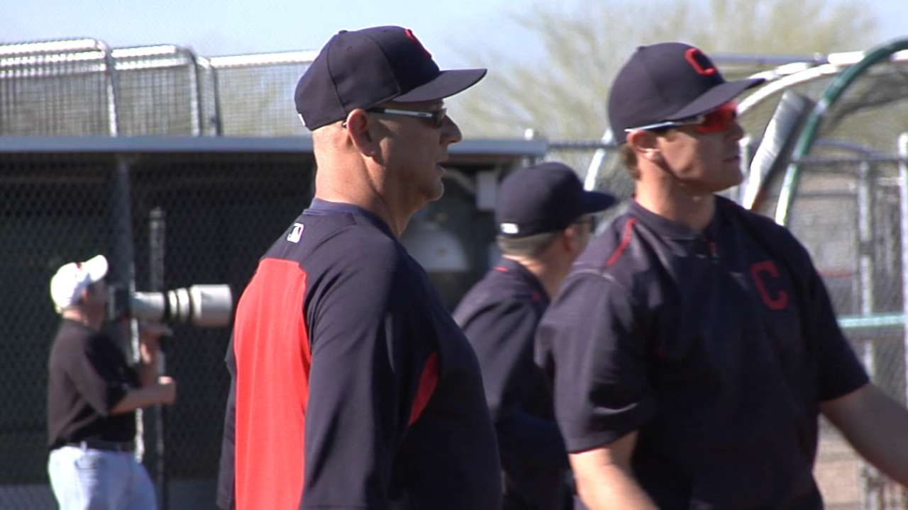 Francona's health will determine how long he manages Tribe