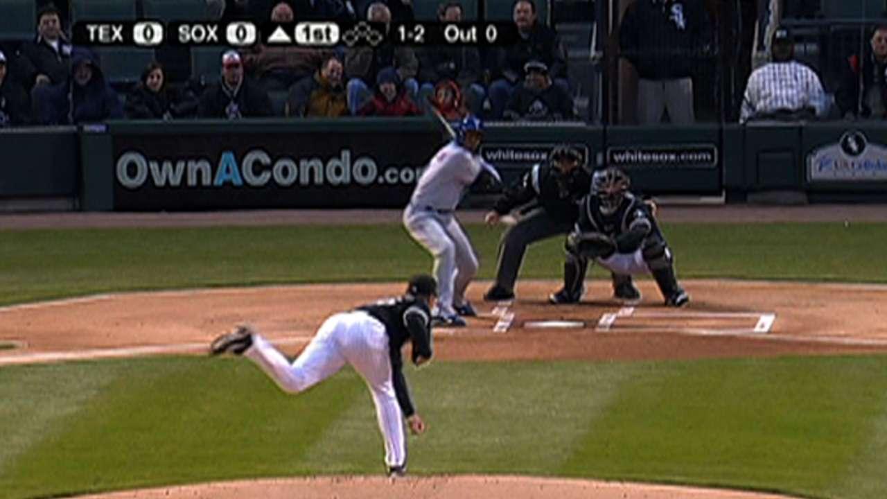 Buehrle's no-hitter