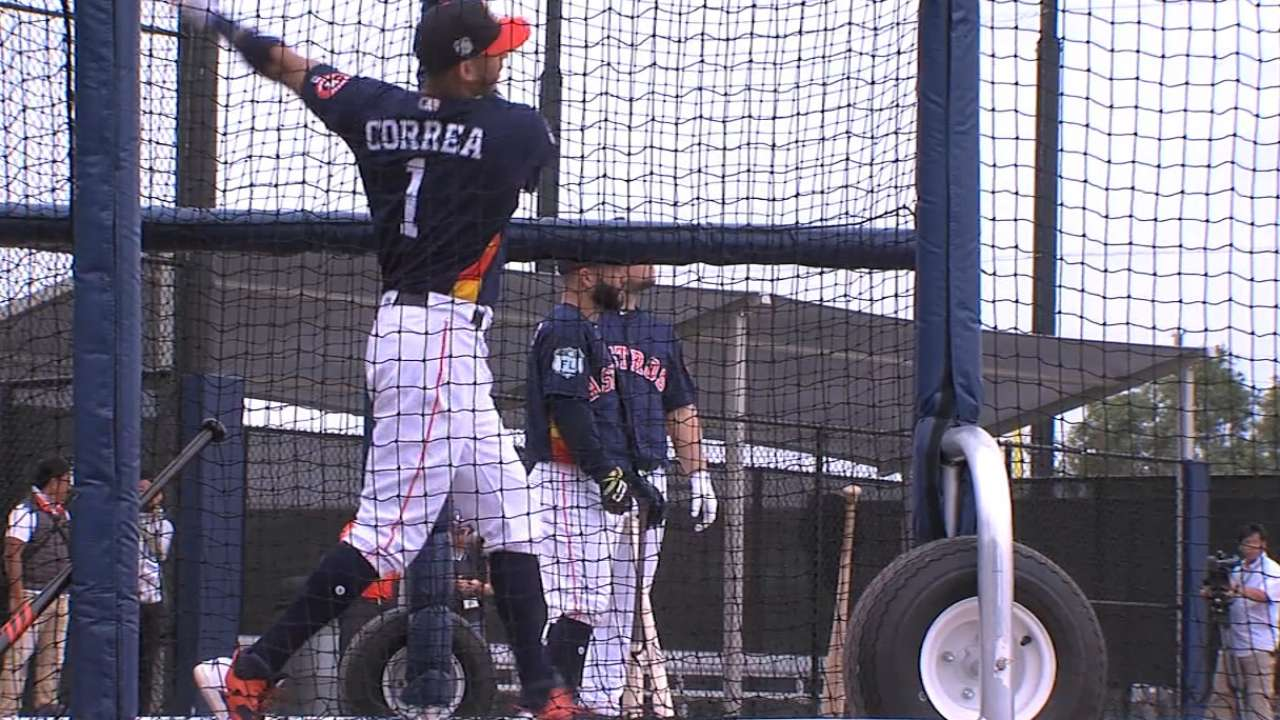 Hinch tweaking spring approach due to '17 Classic