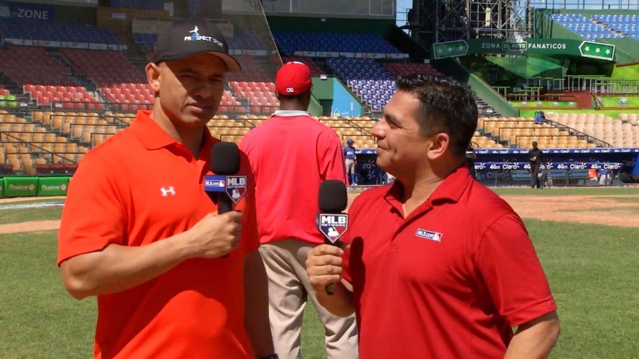 Cabrera on Prospect Showcase