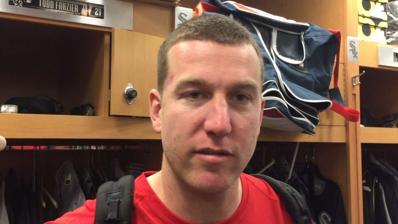 Frazier to miss several days of camp with sore side