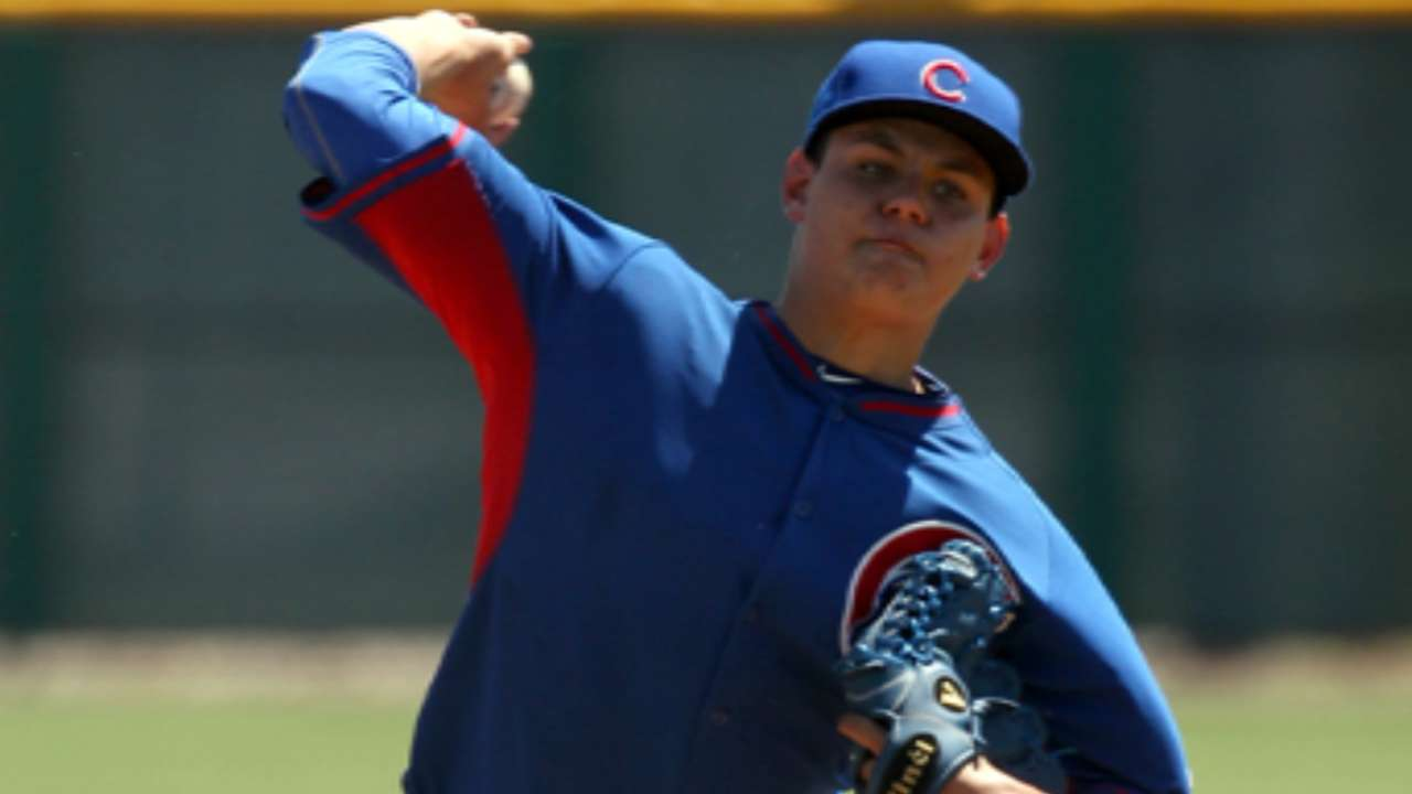 Top Prospects: Albertos, CHC
