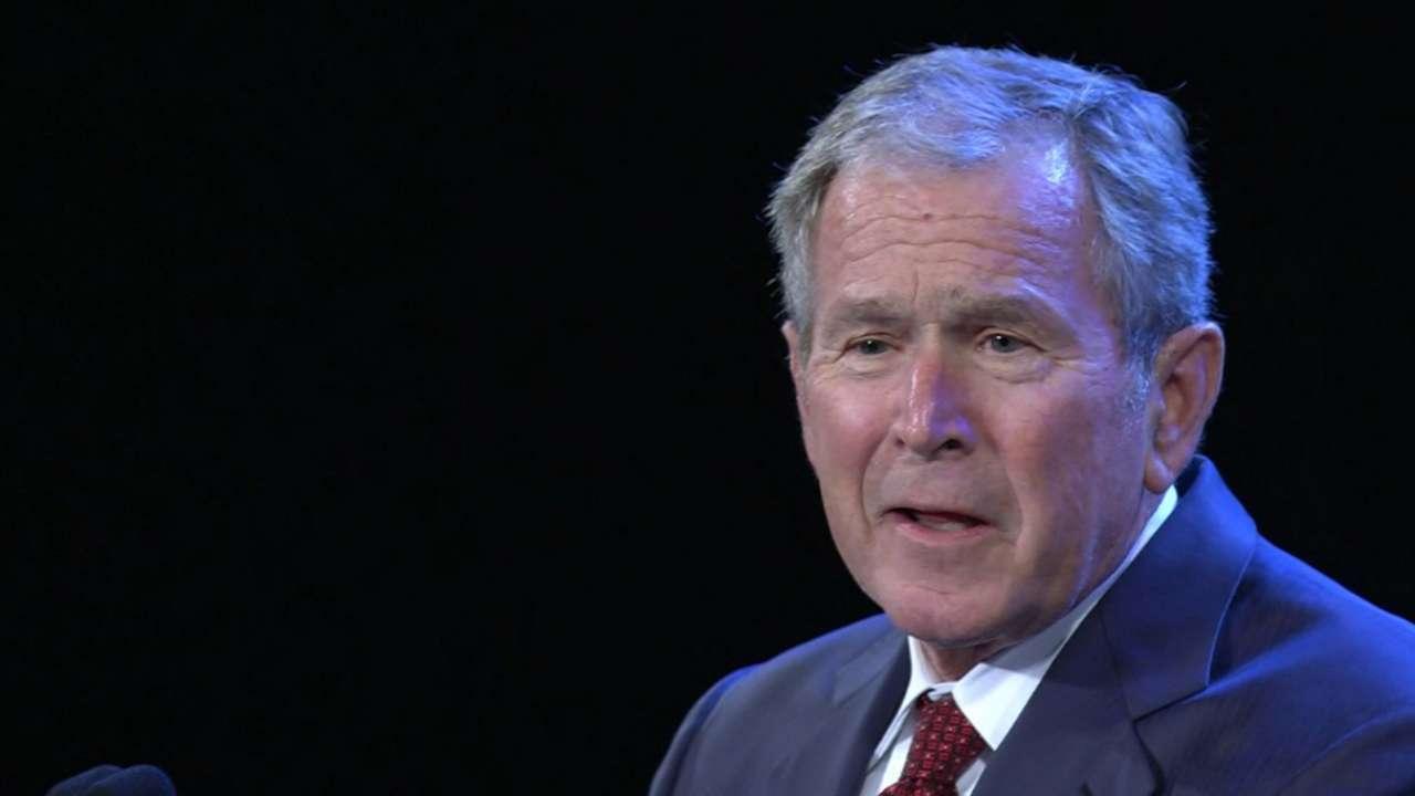 George W. Bush remembers Ilitch