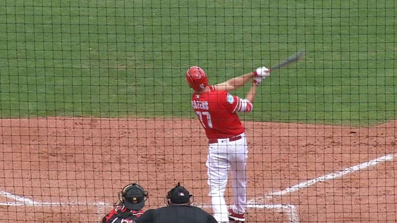 Cozens' two-run homer