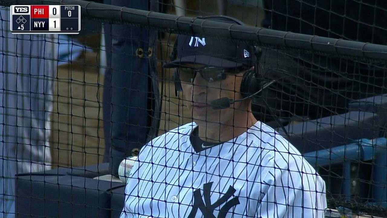 Girardi pleased with early showings in rotation