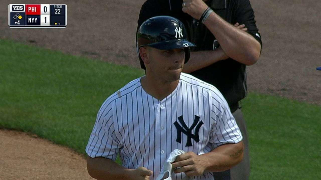 Holliday's Yankees roots run deep