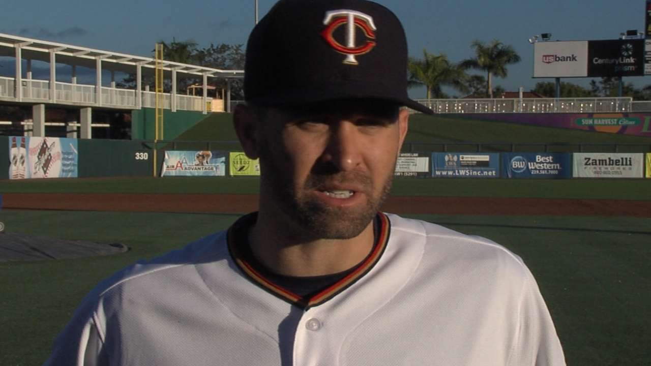Mauer, Dozier will ease into spring games