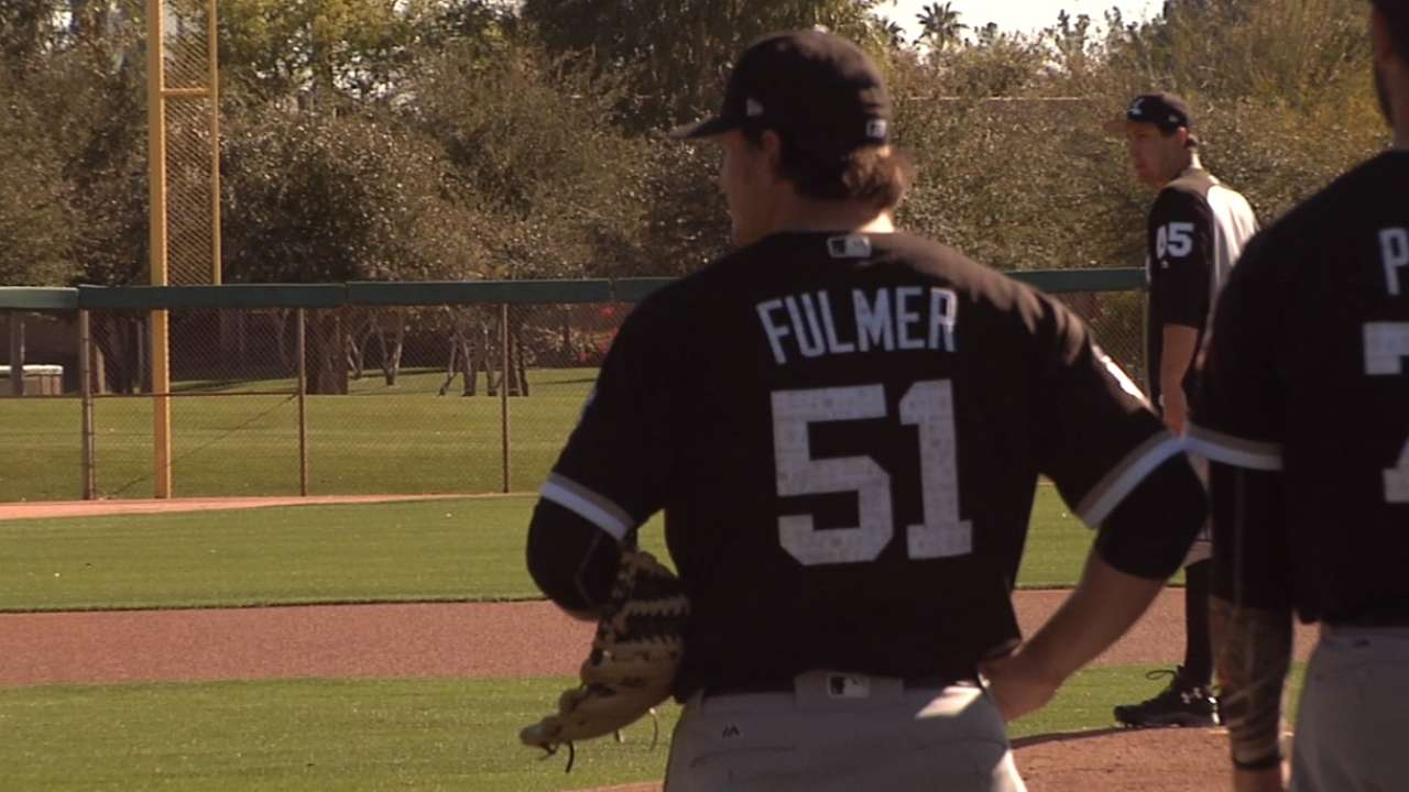 Fulmer gets nod to start Cactus League opener