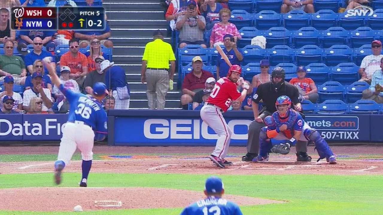 Versatile Gilmartin happy with 2-inning start
