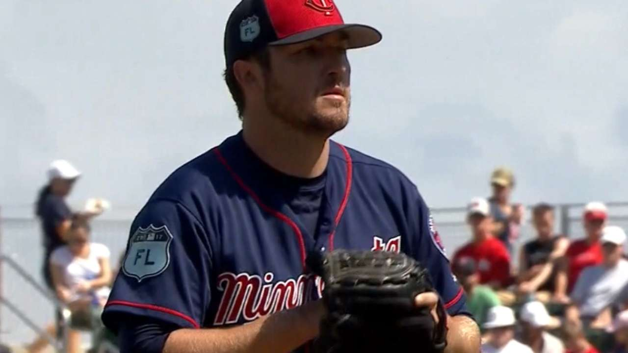 Hughes excited to be back on mound