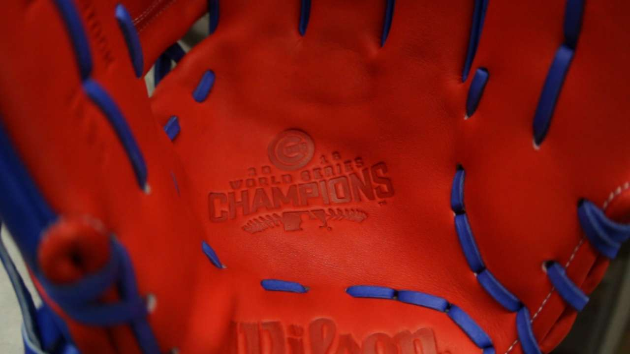 Glove Day at Cubs camp rekindles fond memories