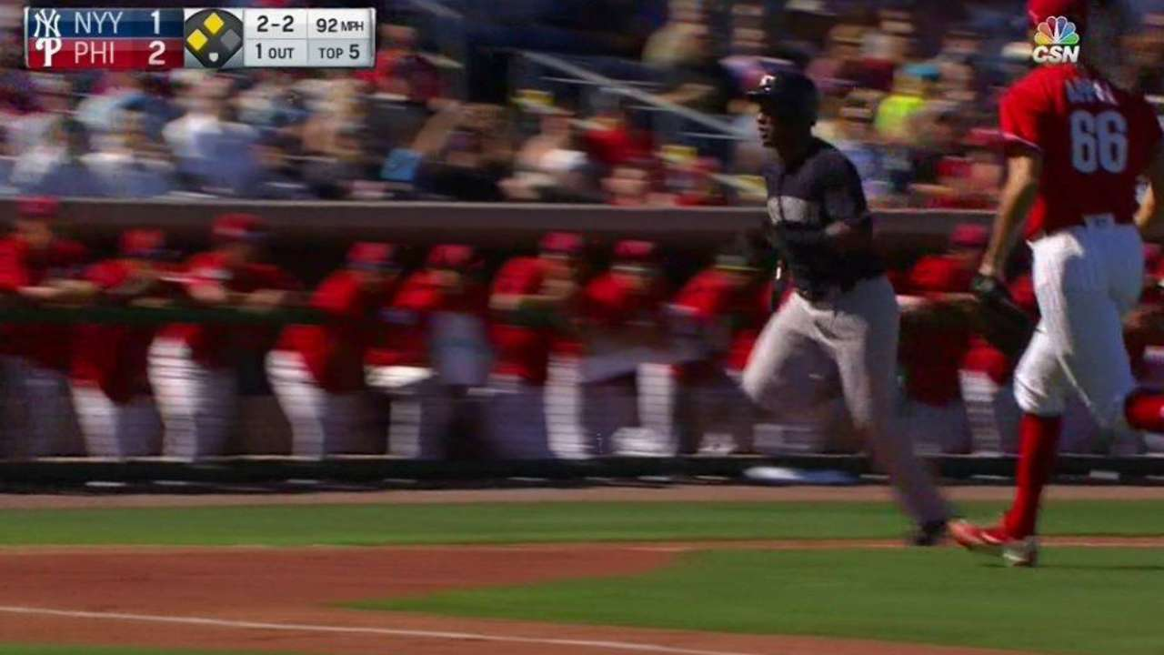 Andujar and Torres race home