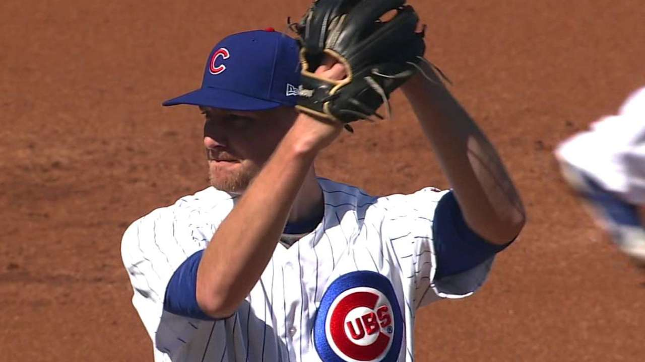 Maddon: 'Sky's the limit' for Montgomery