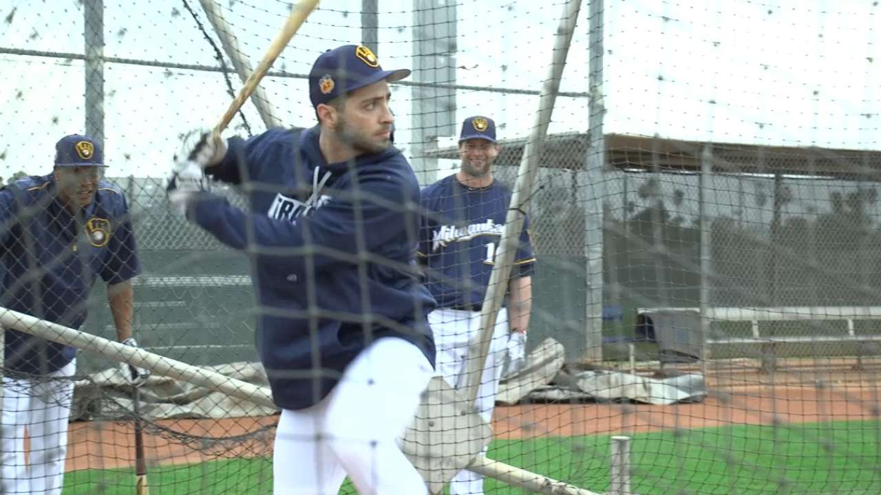 Braun feels '100 percent,' is ready for season