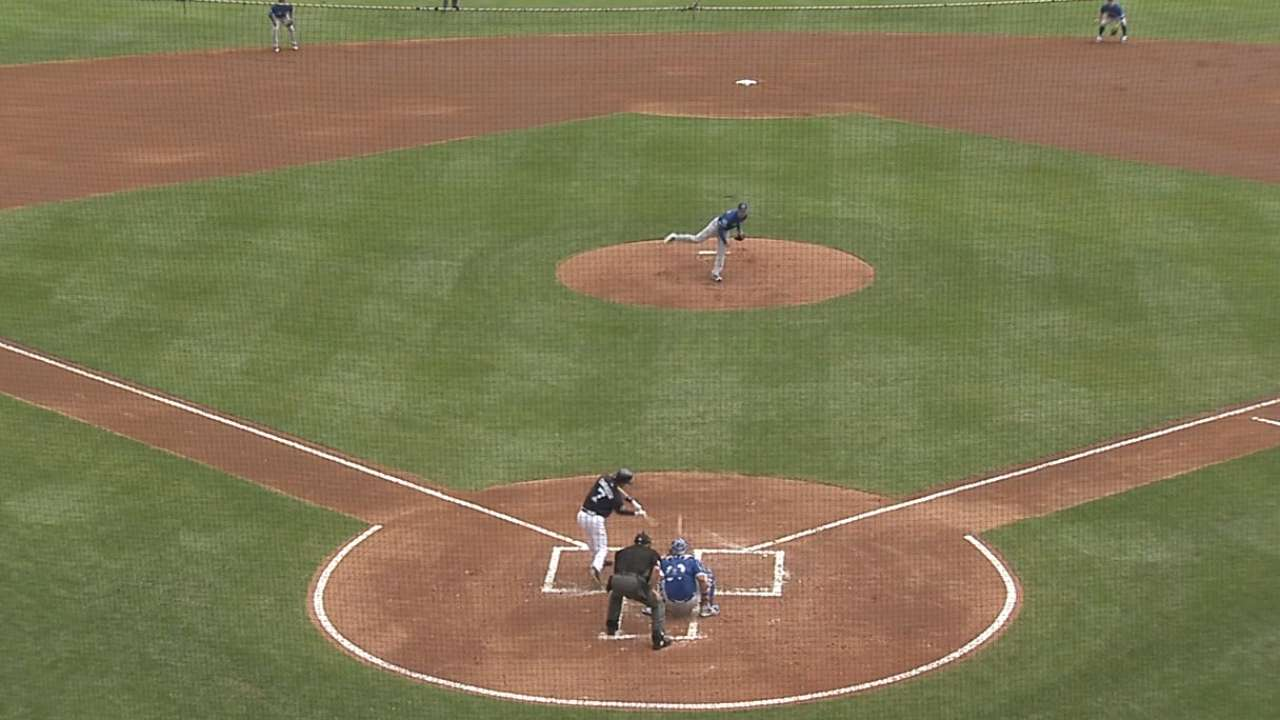 Colon limits damage in first spring start