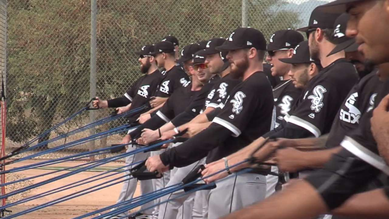 White Sox motivated to emulate Cubs' success