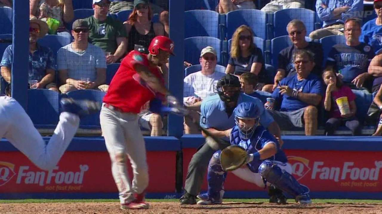 Adjustments recapture Williams' swing